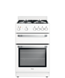 Freestanding Cooker, Gas, 54cm, 4 Burners