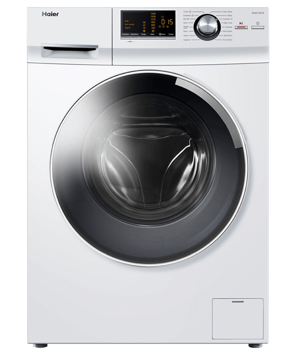 Front Loader Washing Machine, 8.5kg, pdp