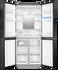Quad Door Refrigerator Freezer, 84cm, 519L, Water gallery image 2.0