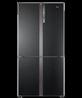 Quad Door Refrigerator Freezer, 91cm, 701L