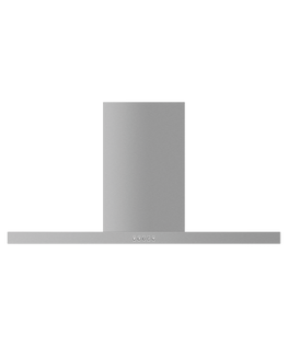 Wall Rangehood, 90cm, Box Chimney