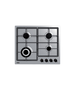 Gas on Steel Cooktop, 60cm