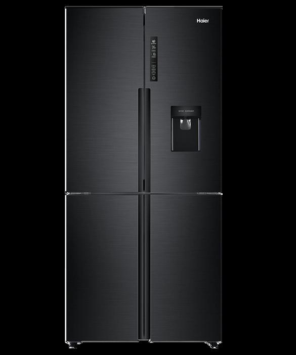 Quad Door Refrigerator Freezer, 84cm, 519L, Water, pdp