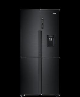 Quad Door Refrigerator Freezer, 84cm, 565L, Water