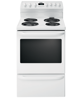 Freestanding Cooker, Electric, 61cm, 4 Elements