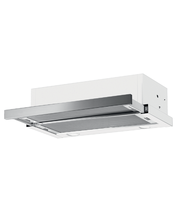 Wall Rangehood, 60cm, Telescopic, pdp