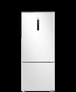 Refrigerator Freezer, 70cm, 450L, Bottom Freezer