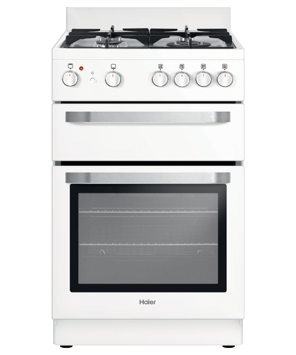 Freestanding Cooker, Gas, 54cm, 4 Burners, pdp