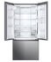 French Door Refrigerator Freezer, 79cm, 514L, Water gallery image 2.0