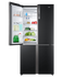 Quad Door Refrigerator Freezer, 91cm, 628L gallery image 2.0
