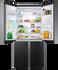 Quad Door Refrigerator Freezer, 91cm, 628L gallery image 3.0