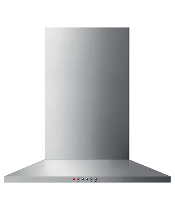 Wall Rangehood, 60cm, Pyramid Chimney, pdp