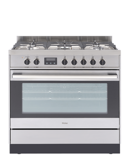 Freestanding Cooker, Gas, 90cm, 5 Burners
