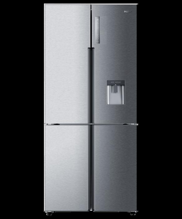 Quad Door Refrigerator Freezer, 84cm, 514L, Water, pdp