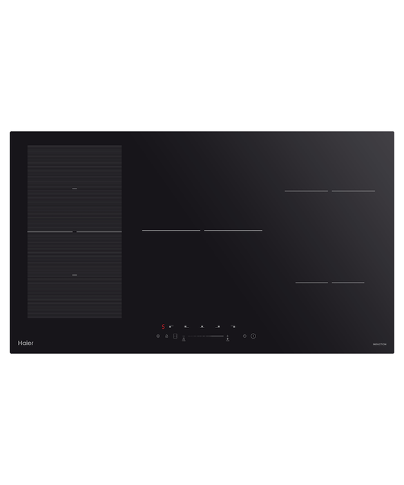 Induction Cooktop, 90cm, 5 Zones with Flexi Zone, pdp